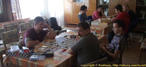 International Tabletop Day 2018 Miskolc (2018.04.28) - Event coverage