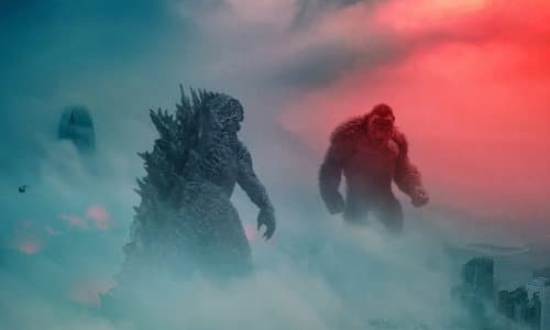 Godzilla vs. Kong, movie (2021) - Film review by Kadmon