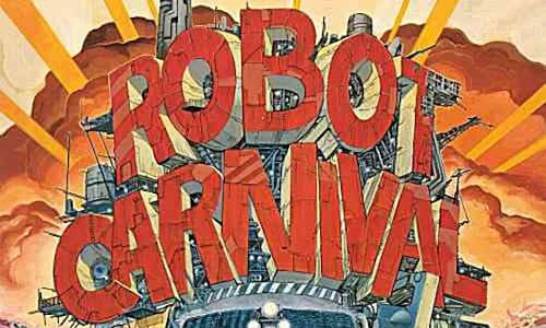 Robotto Kānibaru / Robot Carnival, movie (1987) - Film review by Kadmon