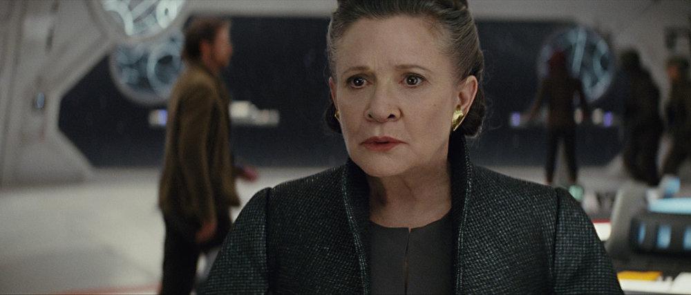 Star Wars Episode Viii The Last Jedi Movie 2017 Film Review By Kadmon