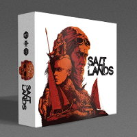Saltlands from Antler Games, 2016 - Board game review