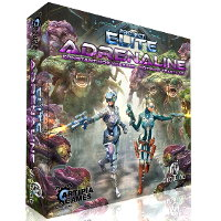 Adrenaline for Project: ELITE boardgame from Artipia Games & Drawlab Entertainment - Boardgame accessory