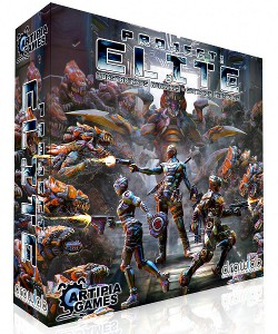 Project: ELITE Base Set from Artipia Games & Drawlab Entertainment