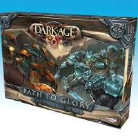 Dark Age: Path to Glory for Dark Age from CoolMiniOrNot, 2016 - Wargame base set review