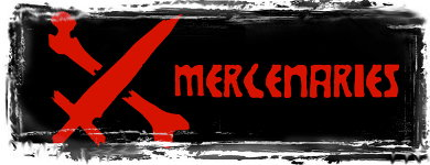 Mercenaries Logo