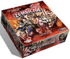 Zombicide Season 1 from Guillotine Games & CoolMiniOrNot