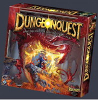 DungeonQuest from Fantasy Flight Games - Boardgame