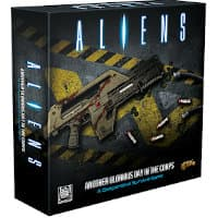 Aliens: Another Glorious Day in the Corps for Aliens (GF9) from Gale Force Nine, 2020 - Board game review
