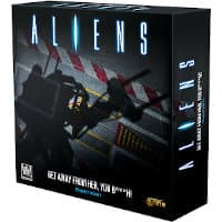 Aliens: Get Away From Her, You B***h! for Aliens (GF9) from Gale Force Nine, 2020 - Board game expansion review