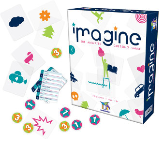 Imagine from Gamewright (Hungarian edition from Cocktail Games) - Game review