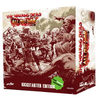 The Walking Dead: All Out War Miniatures Game Core Set - Kickstarter Edition from Mantic Games - Boardgame