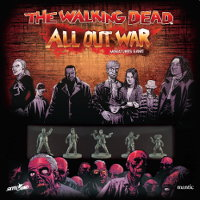 The Walking Dead: All Out War Miniatures Game Core Set from Mantic Games - Boardgame