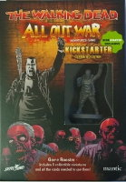 Kickstarter Game Booster for the The Walking Dead: All Out War from Mantic Games - Boardgame expansion