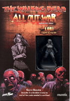 Lori Booster for the The Walking Dead: All Out War from Mantic Games - Boardgame expansion