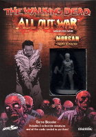 Morgan Booster for the The Walking Dead: All Out War from Mantic Games - Boardgame expansion