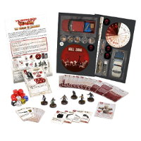 Prelude to Woodbury Solo Starter Set for the The Walking Dead: All Out War from Mantic Games - Boardgame expansion