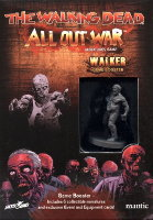 Walker Booster for the The Walking Dead: All Out War from Mantic Games - Boardgame expansion