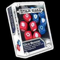 Star Saga Dice Booster for Star Saga from Mantic Games, 2017 - Boardgame expansion review