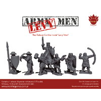 Levy Men Basic Set from Menhir Games - Wargame Review