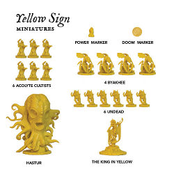 Cthulhu Wars from Petersen Games - Boardgame