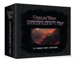 Dreamlands Map Expansion for Cthulhu Wars from Petersen Games - Boardgame expansion