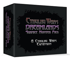 Dreamlands Surface Monster Expansion for Cthulhu Wars from Petersen Games - Boardgame expansion