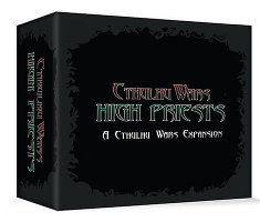 High Priest Expansion for Cthulhu Wars from Petersen Games - Boardgame expansion