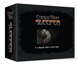 Sleeper Faction Expansion for Cthulhu Wars from Petersen Games - Boardgame expansion