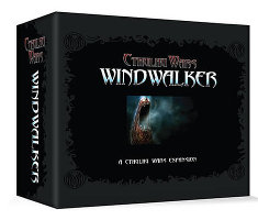 Windwalker Faction Expansion for Cthulhu Wars from Petersen Games - Boardgame expansion