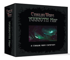Yuggoth Map Expansion for Cthulhu Wars from Petersen Games - Boardgame expansion