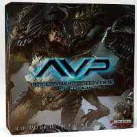 Alien vs Predator: The Hunt Begins Ed2 from Prodos Games, 2017 - Board game review