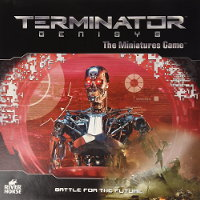 Terminator Genisys: Battle for the Future wargame base set from River Horse, 2016