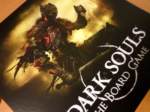 Dark Souls board game base set from Steamforged Games - Board game review from Ottó