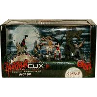 HorrorClix Base Starter Game Set for HorrorClix from WizKids, 2006 - Miniature wargame, figure and scenery set review