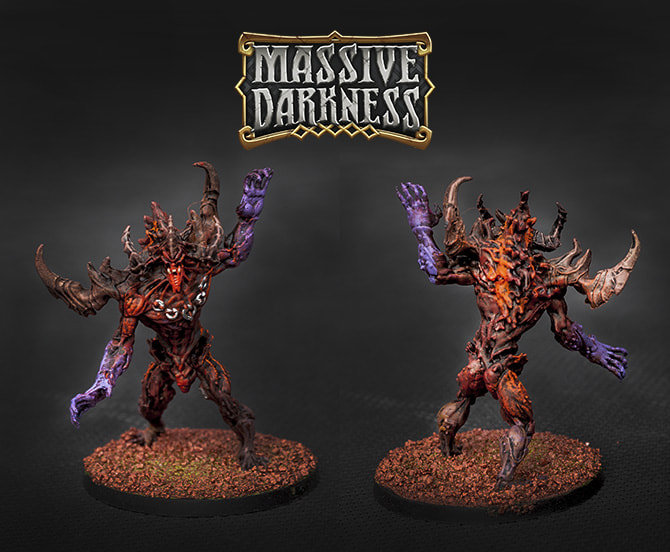massive darkness how to play