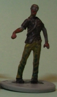 Sick human male (Zombicide Male Walker 1) from CoolMiniOrNot - Miniature