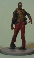 Sick human male (Zombicide Male Walker 2) from CoolMiniOrNot - Miniature