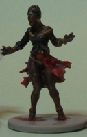 Sick human female (Zombicide Female Walker 2) from CoolMiniOrNot - Miniature