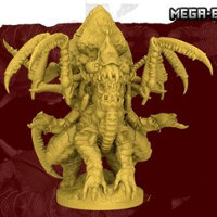 Alien (Therion Megaboss sc1 v1 for Project: ELITE) from Drawlab Entertainment - Miniature creature review