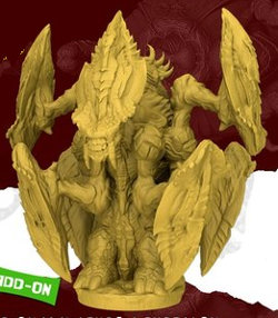 Alien (Turtalon Megaboss sc1 v1 for Project: ELITE) from Drawlab Entertainment - Miniature creature review