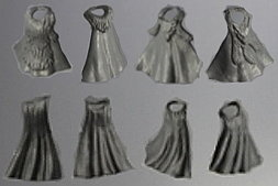 Capes (Teutonic Infantry capes) from Fireforge Games - Miniature accessory