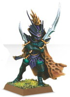 Scaly cloaks (Black Ark Corsair cloak) from Games Workshop - Miniature accessory