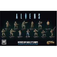Aliens: Heroes of Hadley's Hope for Aliens (GF9) from Gale Force Nine, 2020 - Miniature set review