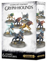 Gryph-Hounds set (for Warhammer: Age of Sigmar) from Games Workshop - Miniature set review