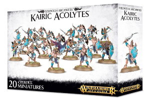 Kairic Acolytes set (for Warhammer: Age of Sigmar) from Games Workshop - Miniature set review