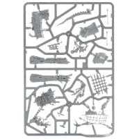 Mega-Gargant (AoS) sprue #4 for Warhammer: Age of Sigmar from Games Workshop, 2020 - Miniature sprue review