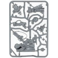 Primaris Space Marine Captain with master-crafted heavy bolt rifle sprue for Warhammer 40,000 Ed9 from Games Workshop, 2021 - Miniature sprue review