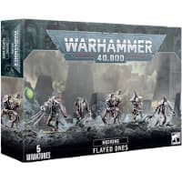 Flayed Ones set #3 for Warhammer 40,000 Ed9 from Games Workshop, 2021 - Miniature figure set review