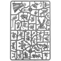 Dark Imperium - Primaris sprue 1 for Warhammer 40,000 Ed8 from Games Workshop - Miniature sprue review