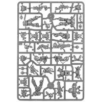 Dark Imperium - Primaris sprue 3 for Warhammer 40,000 Ed8 from Games Workshop - Miniature sprue review